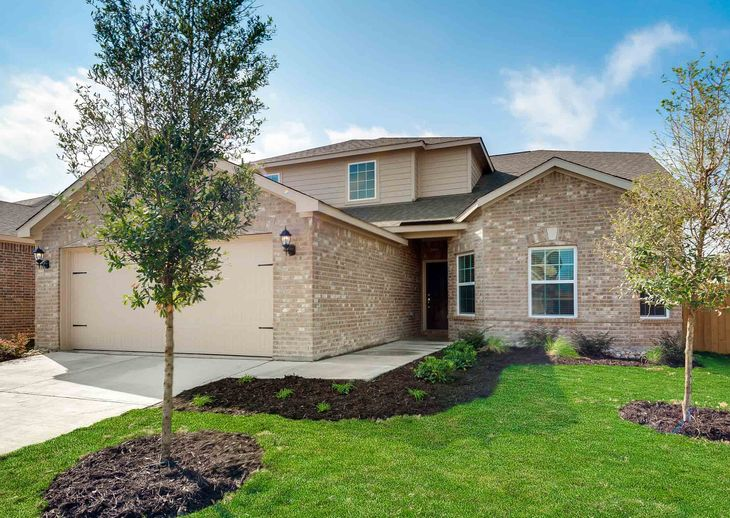 The Cypress by LGI Homes:Beautiful 2 story, 4 bedroom home located in the desirable neighborhood of Park Trails.
