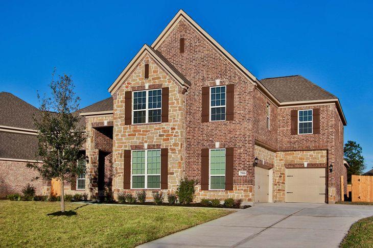 The Springfield by LGI Homes:LGI Homes at Chase Run Luxury Series