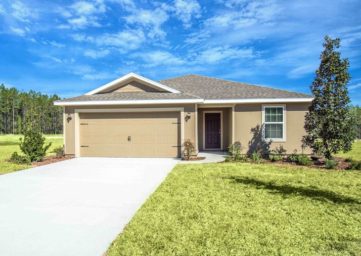 LGI Homes at Cypress Pointe:The Fairview