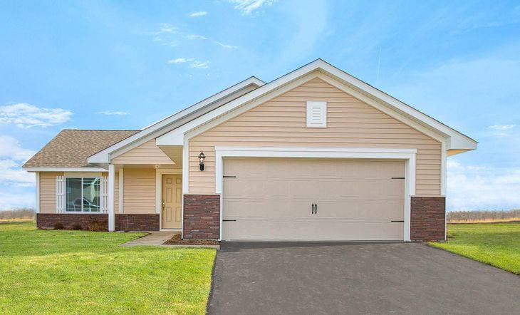 The Calhoun Plan by LGI Homes:LGI Homes at White Tail Ridge