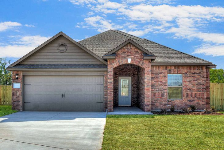 The Erie by LGI Homes:Beautiful one-story home boasting all of the upgrades you are looking for!