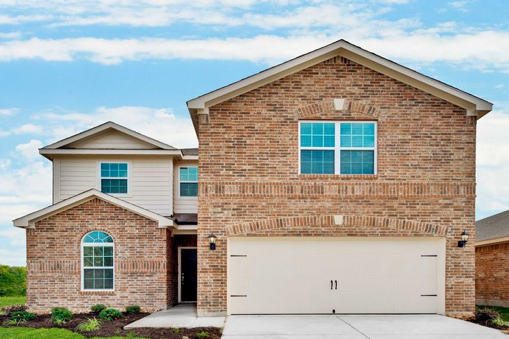 The Driftwood by LGI Homes:A spacious, two-story, five bedroom home with game room!