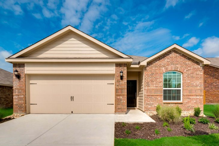 The Maple by LGI Homes:Gorgeous one story home with several upgrades included!