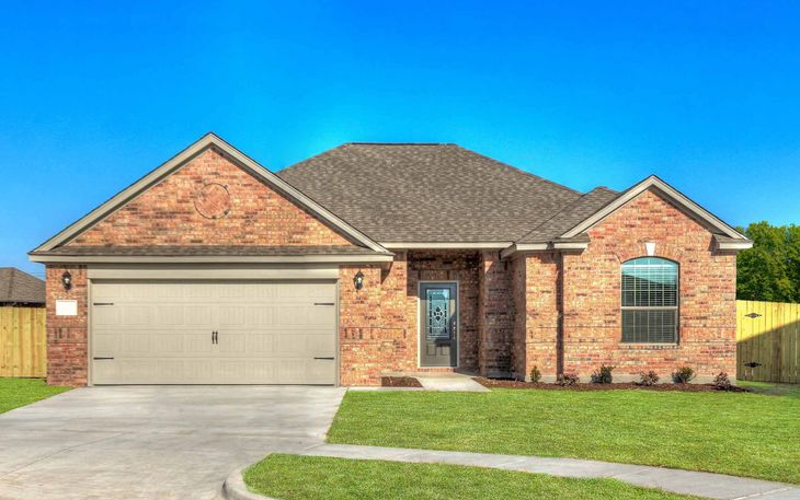 The Houghton by LGI Homes:Gorgeous One Story, 4 Bedroom Home in the PERFECT Community!
