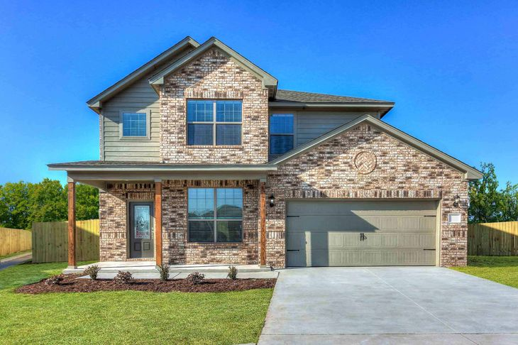 The Superior by LGI Homes:Exceptional 4 Bedroom Home with Exquisite Attention to Detail!