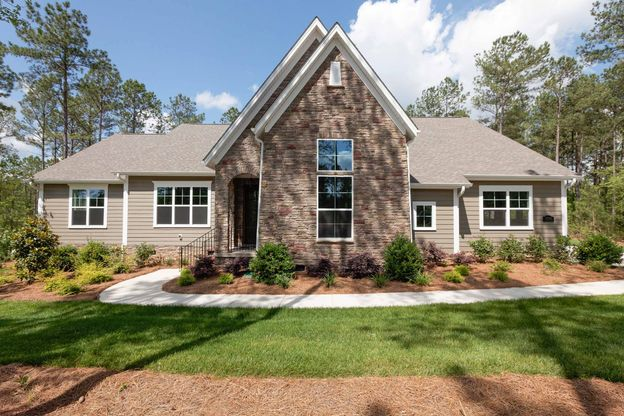 Terrata Homes at Riverchase Estates:The Britton