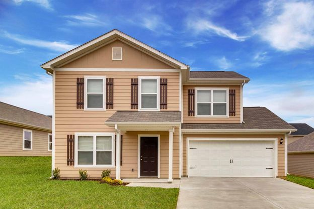 The Benton at Honey Farms:3 bed/2.5 bath available for quick move-in