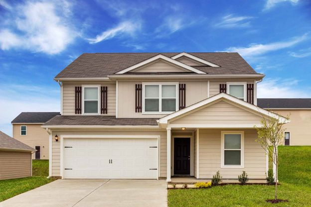 The Hamilton by LGI Homes:Gorgeous 5 bed/3 bath home available for quick move-in!