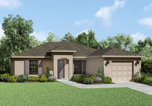 The Palm by LGI Homes:The beautiful Palm is located in the family-friendly community of Hill 'N Dale