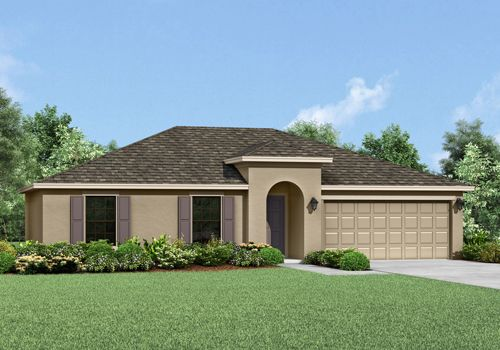The Sand Key by LGI Homes:The Sand Key has room for the entire family, plus all of your friends.