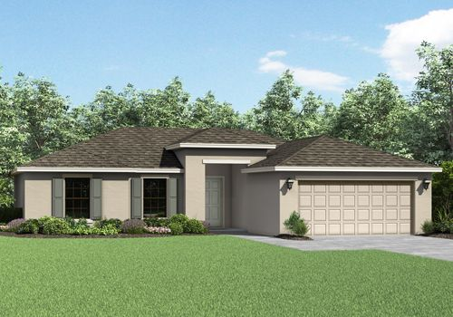 The Summerland by LGI Homes:The Summerland features a functional floor plan with plenty of storage.