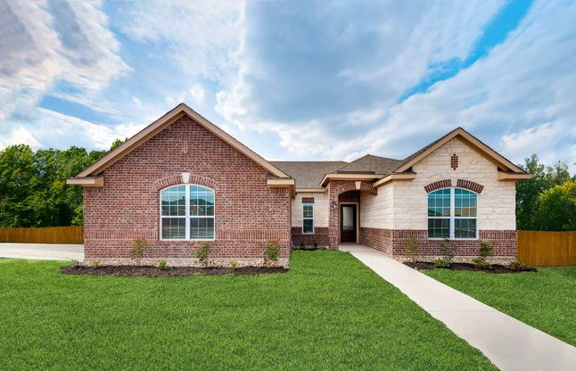 The Barton by LGI Homes:Beautiful One Story Home in Meadow Springs!