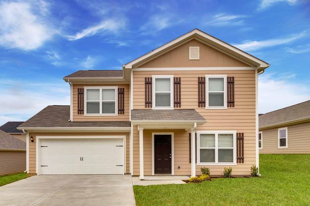 The Benton by LGI Homes:3 bed/2.5 bath home available at Westwind