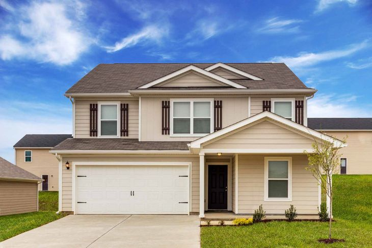 The Hamilton by LGI Homes:5 bed/3 bath home available at Westwind