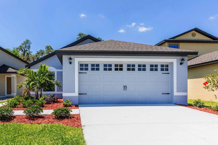 The Cocoa by LGI Homes:Stunning 3 bedroom 2.5 bath home