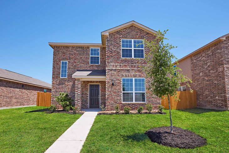 The Carrack by LGI Homes at Seacrest:The Carrack by LGI Homes at Seacrest