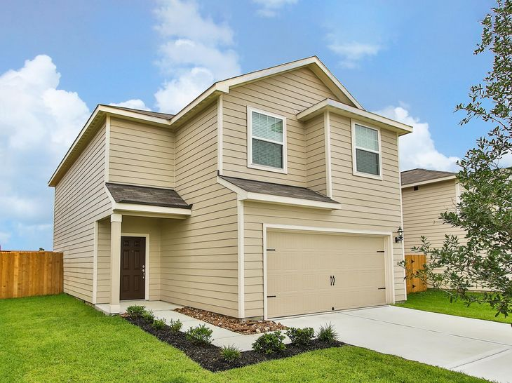 LGI Homes at Williams Trace:The Mesquite plan by LGI Homes