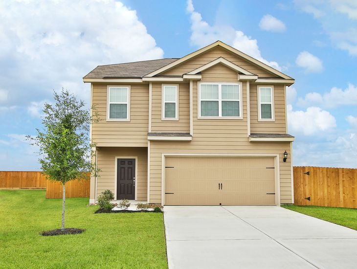 The Osage by LGI Homes:LGI Homes at Williams Trace