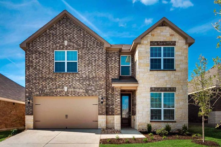 LGI Homes at Beaver Creek:The Ozark Plan - A Regal 4 Bedroom, 2 Story Home