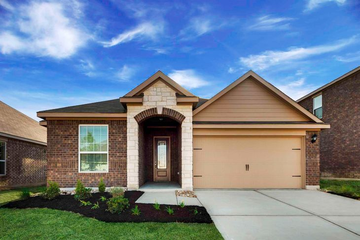 The Erie by LGI Homes:A gorgeous 1-story home with several upgrades and attention to detail!