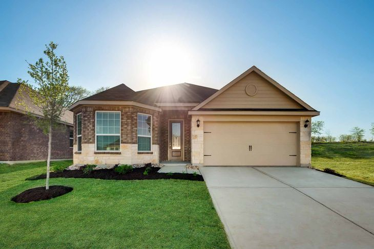 The Michigan by LGI Homes:Charming one-story home with stunning upgrades!
