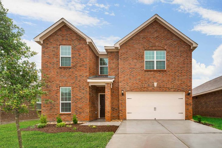 The Ozark by LGI Homes:Stunning 2-story, 4-Bedroom Home now available in one of the most sought after communities in Fort Worth!