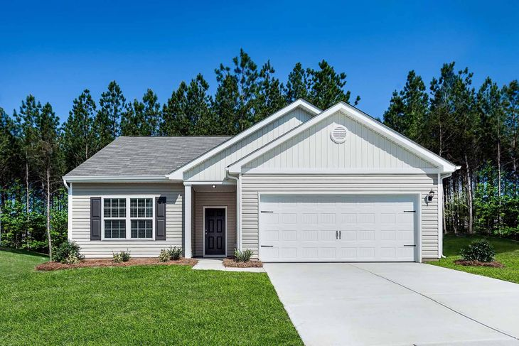 The Alamance by LGI Homes:Stunning 3 bedroom home