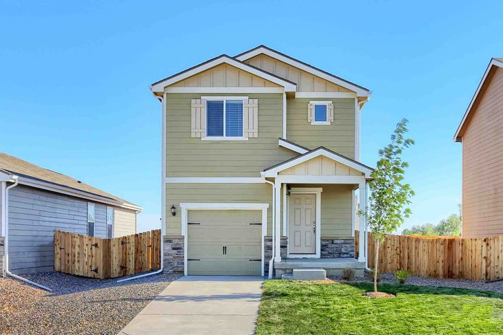LGI Homes at Bennett Crossing:Quick move-in is available for a variety of homes!