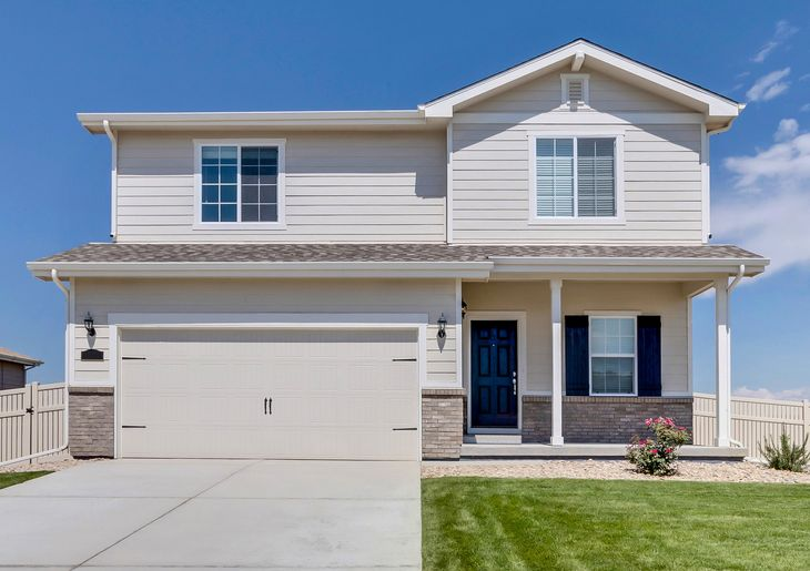 The Yale by LGI Homes:Over $10k in upgrades are included in this 3 bed/2.5 bath home!