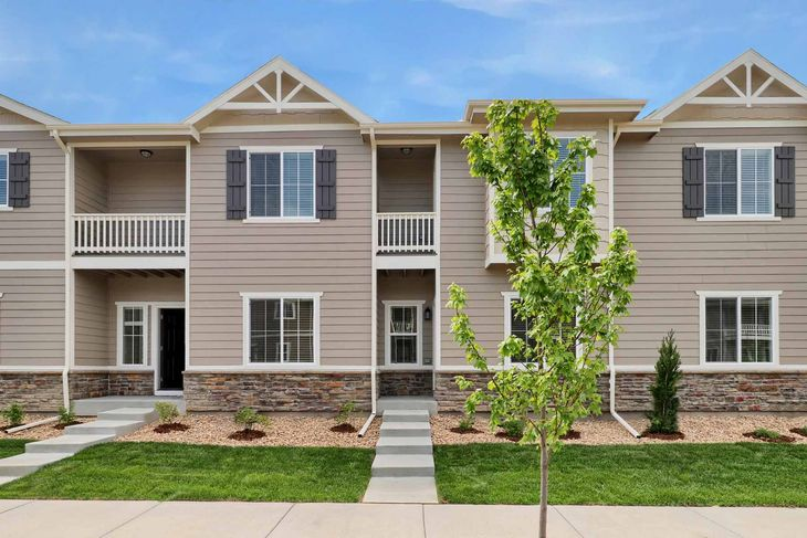 The Loveland at Sienna Park:Beautiful 2 bed/2.5 bath home available!