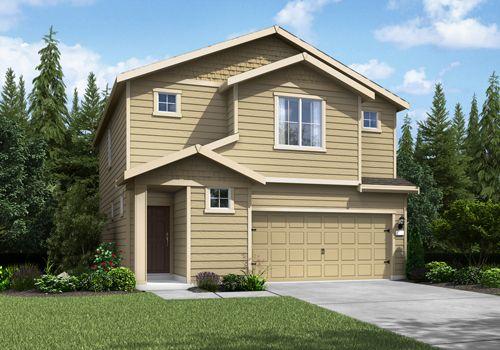The Hawthorn Plan by LGI Homes:LGI Homes at Bear Creek