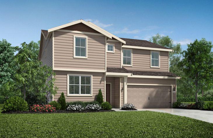 The Pearl Plan by LGI Homes:LGI Homes at Bear Creek