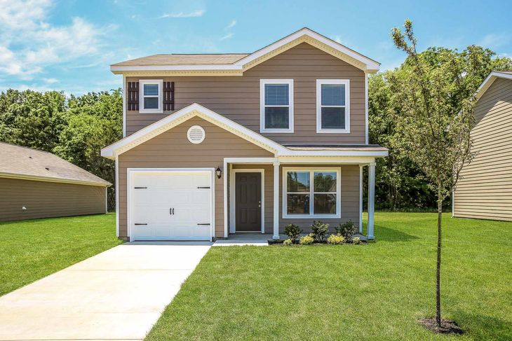 The Anson by LGI Homes:This charming home has over $10,000 in upgrades included!