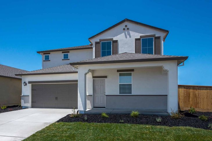 The Stinson by LGI Homes:4 bed/2.5 bath home with gorgeous curb appeal!