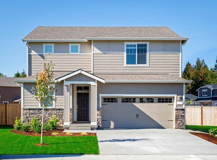 The Kettle Plan by LGI Homes:LGI Homes at Hockinson Park Estates