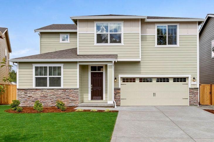 The Mercer Plan by LGI Homes:LGI Homes at Hockinson Park Estates