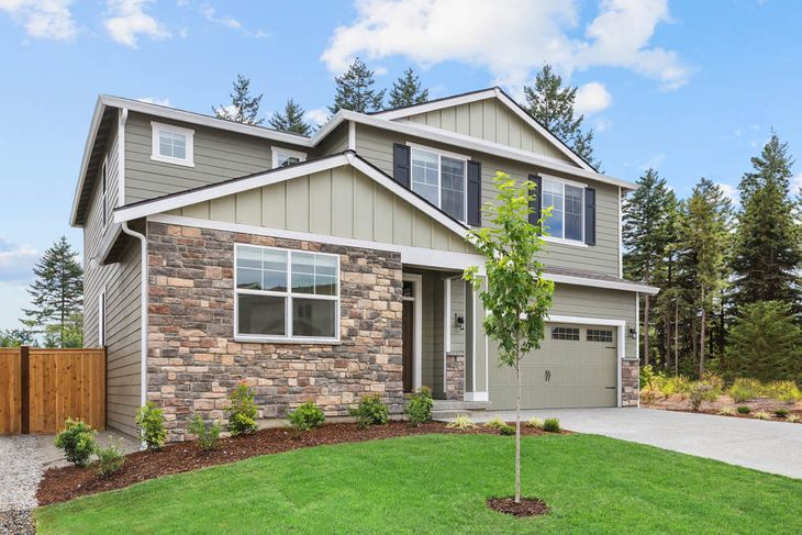 The Whidbey by LGI Homes:LGI Homes at Hockinson Park Estates