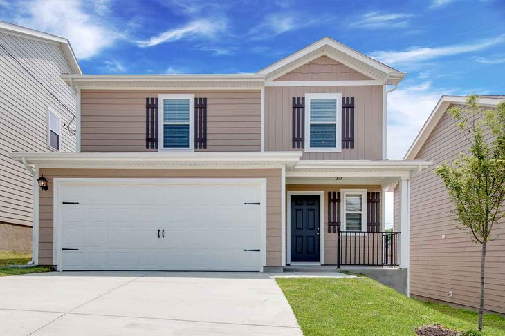 The Emory by LGI Homes:3 bed/2 bath home with over $10,000 in upgrades!