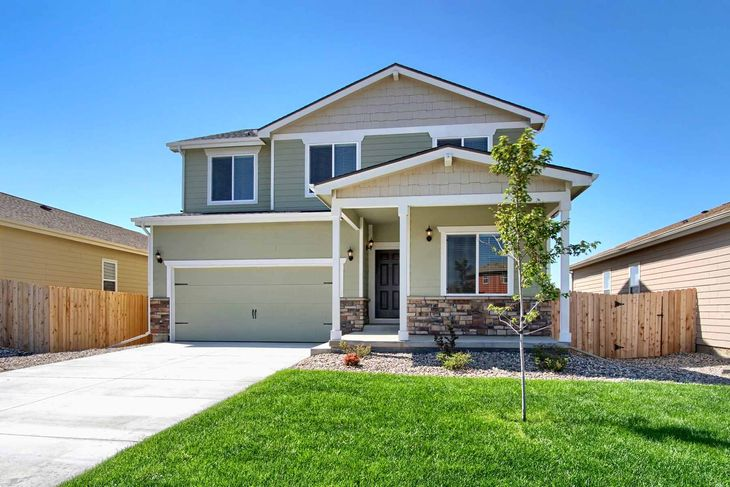 The Harvard by LGI Homes:Stunning 5 bed/3 bath home with over $10k in upgrades!