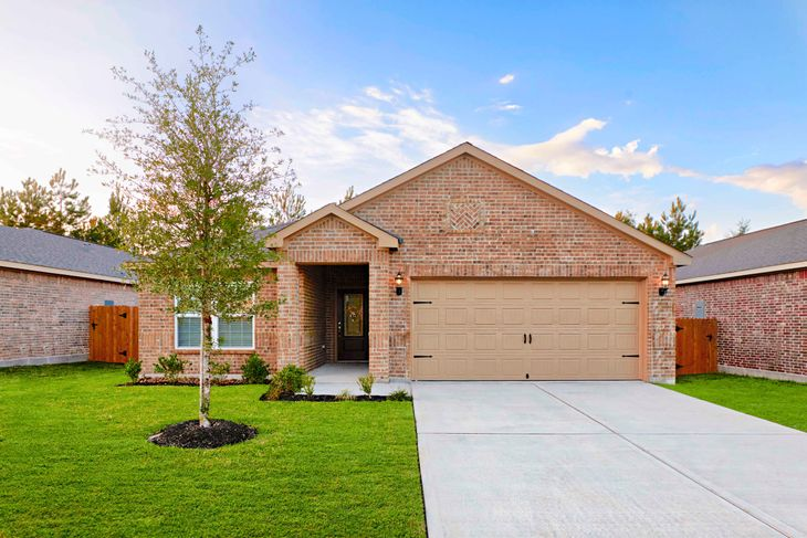 The Blanco by LGI Homes:LGI Homes at Chase Run