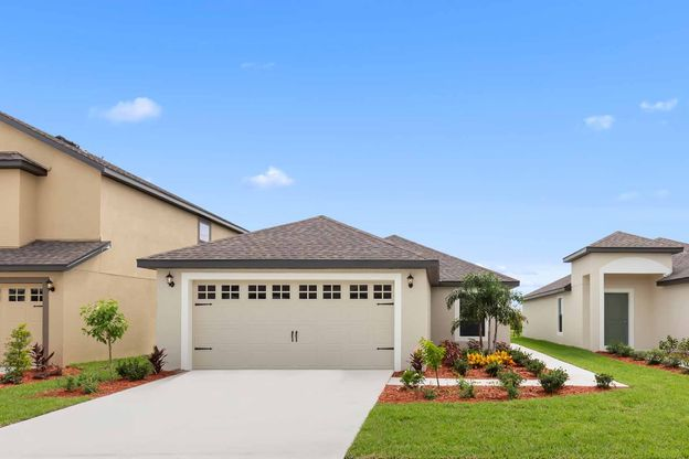 The Anastasia:Spring Ridge by LGI Homes