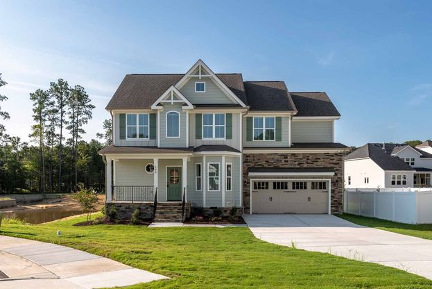 The Anthony Plan:Stunning 3 bed/2.5 bath home with bonus room!