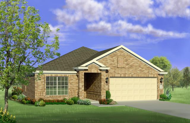 The Blanco by LGI Homes:LGI Homes at Freeman Ranch