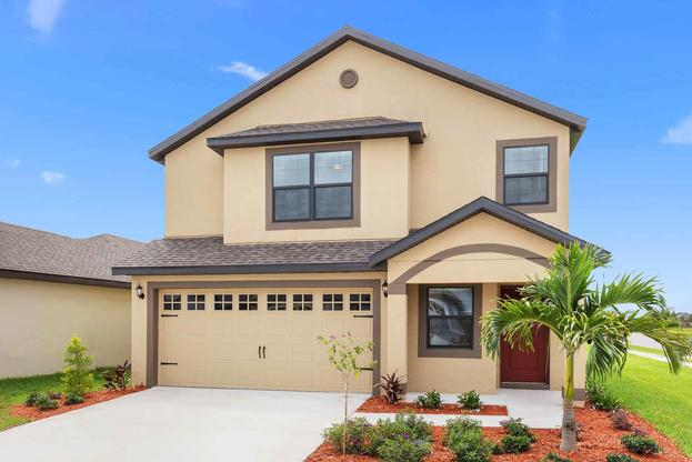 The Fisher :LGI Homes - Spring Ridge