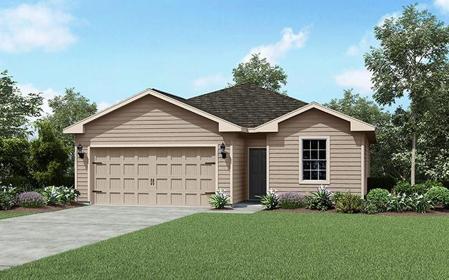 The Maple Plan by LGI Homes:LGI Homes at Williams Trace
