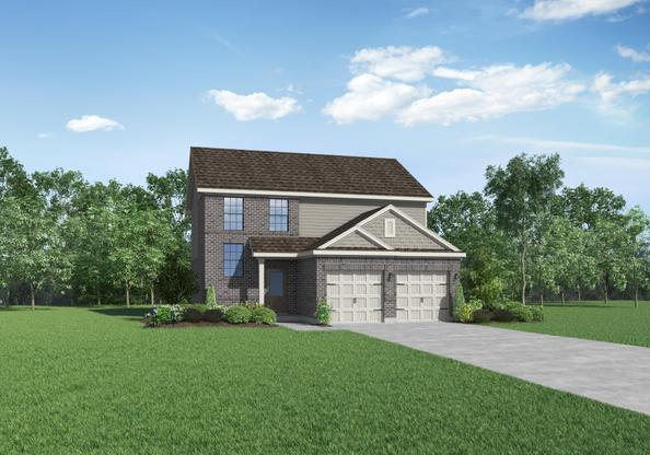 The Blakely by LGI Homes:This 3-Bedroom Beauty is What Dreams are Made of!