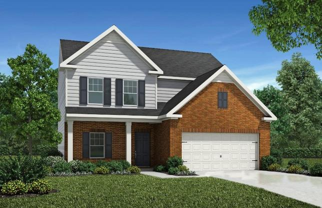 LGI Homes at Winchester Hills:Large 4-Bedroom Home with Walk-in Closets