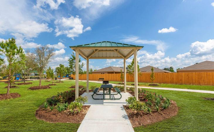 Community Park:LGI Homes at The Reserve at Park Lakes