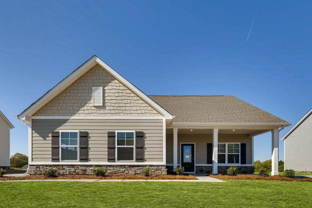 The Birch:Gorgeous 3 bed/2.5 bath home with 2-car garage!