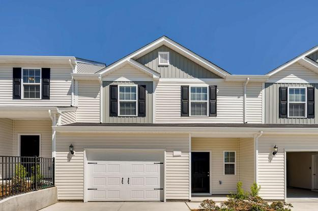 The Haywood plan:This charming 3 bed/2.5 bath has a loft and stunning upgrades!